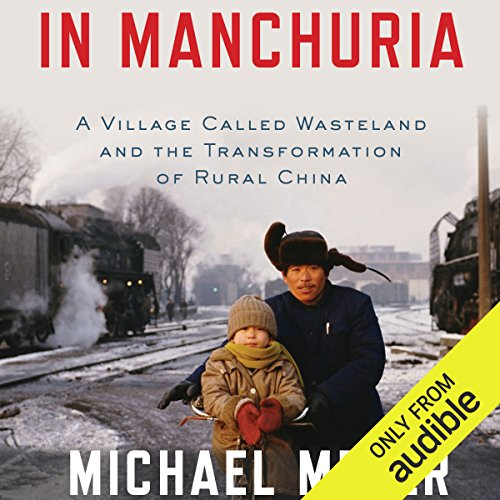 In Manchuria cover art