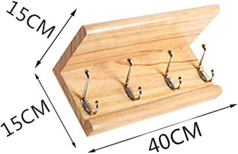 JZX Coat Rack, Solid Wood Hanger