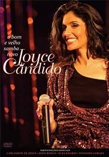 JOYCE CÂNDIDO - O BOM E VELHO SAMBA NOVO (DVD)
