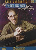 Andy Laverne's Guide to Jazz Piano 2 [DVD] [Import]