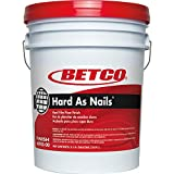 Betco - 6590500 Hard As Nails Hard Film Floor Finish, White...
