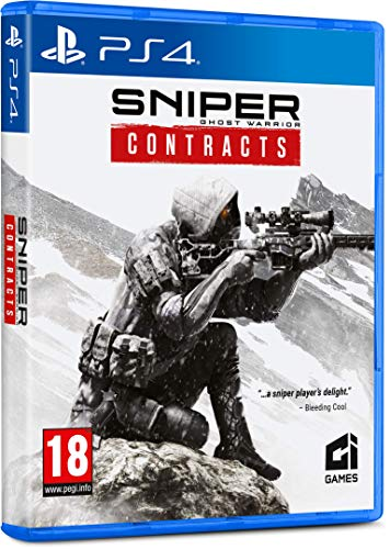 Sniper: Ghost Warrior - Contracts PS4 (French Version)
