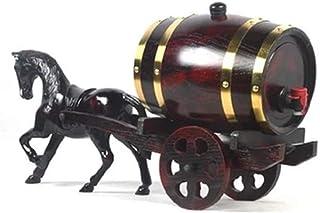YZ-YUAN Kit de bière Maison de Haute qualité - Kit de bière de Brassage Maison Baril de vin Tonneau de vin Blanc Tonneau d...