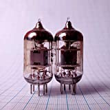 6J1P-EV Matched Pair 7-Pin Fully Tested Vacuum Tubes = Upgrade for CV850 / 6AK5 / 6AK7 / 6J1 / 6J1P / EF95 / 6F32 / 5654W Soviet Military for Little Dot Amp III IV and Little Bear etc. amps