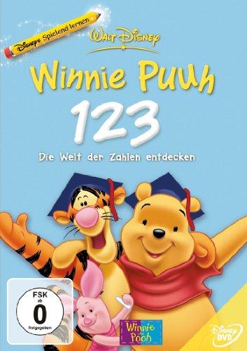 Winnie Puuh 123 - Die Welt der Zahlen entdecken