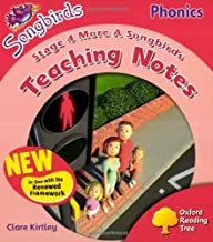 Oxford Reading Tree: More Level 4: Songbirds Phonics: Teaching Notes (Oxford Reading Tree Songbirds)
