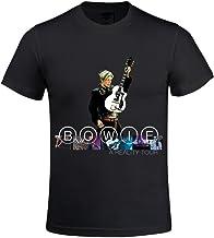 David Bowie A Reality Tour Men's O-Neck Cotton tee Shirt XXXX-L