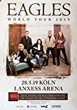 Eagles - World Tour, Köln 2019 » Konzertplakat/Premium