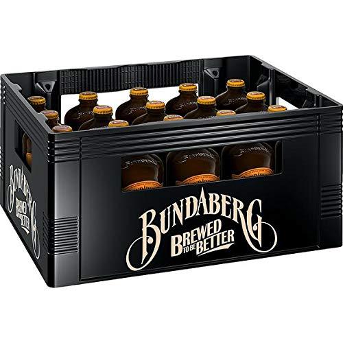 Bundaberg Ginger Brew, 20er Pack ( 20 x 0.33 l ) MEHRWEG