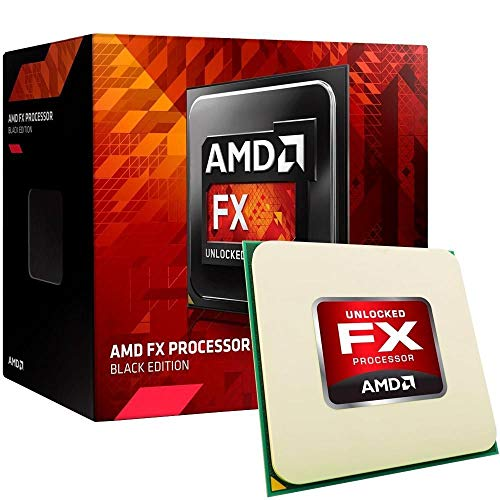 AMD FX-6300 - Procesador (AMD FX, 3,5 GHz, Socket AM3+, PC, 32 NM, FX-6300)