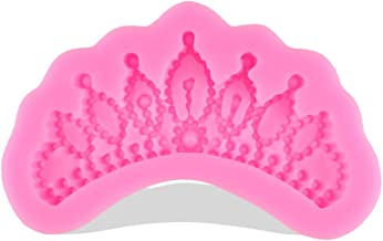 The New Crown Shape Silicone Mold - Crown-Shaped Cake decorates The Mold - Crown-Shaped Chocolate Mold - 1PC