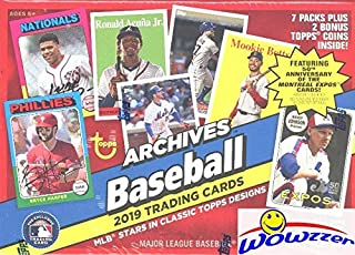2013 topps archives football box