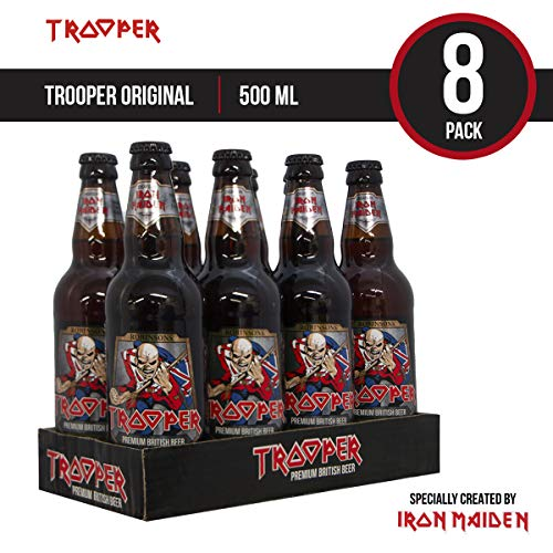 Robinsons - TROOPER - 0,5l - von.BierPost.com
