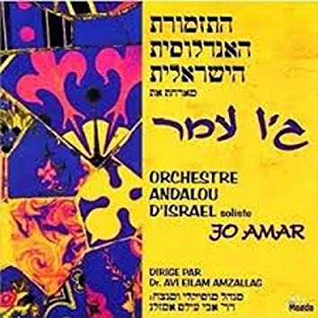 Orchestre Andalou d'Israel with Jo Amar