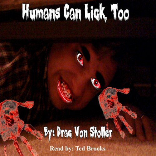 Humans Can Lick, Too audiobook cover art