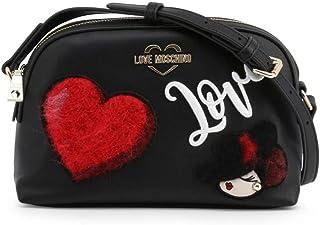 Love Moschino Pu, Borsa a tracolla Donna, 17x7x26 cm (W x H x L)