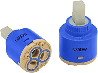 IAPMO/CUPC/NSF Certified N35DW 35mm Replacement Faucet Cartridge