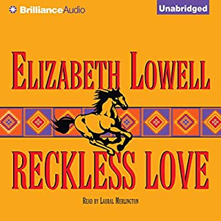 Reckless Love audiobook cover art