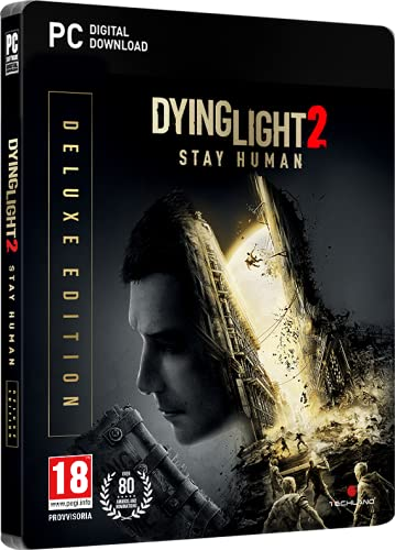 Dying Light 2 Stay Human - Deluxe Edition - PC