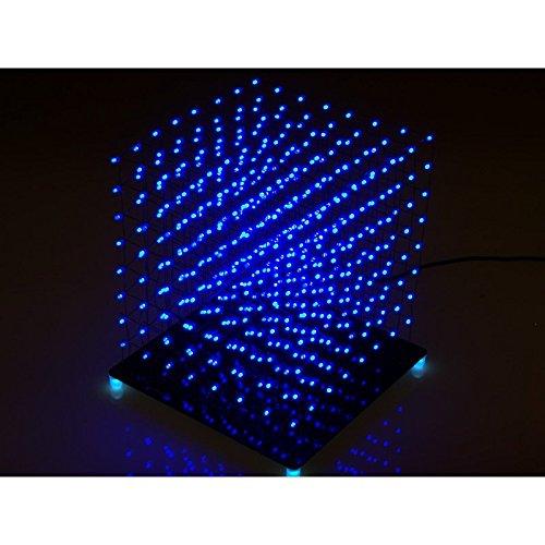 Hobby Components 8 x 8 x 8 Cube Kit (Arduino-kompatibel)