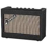 Donner 3 Watt Mini Electric Guitar Amplifier M series M-3 Desktop Guitar Electric AMP, Portable and Compact