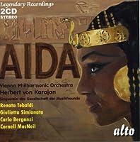 Aida by Renata Tebaldi (2010-02-09)