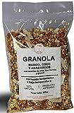Granola de Mango, Coco y Anacardos (Pack: 3 x 300gr) Peso Total: 900gr