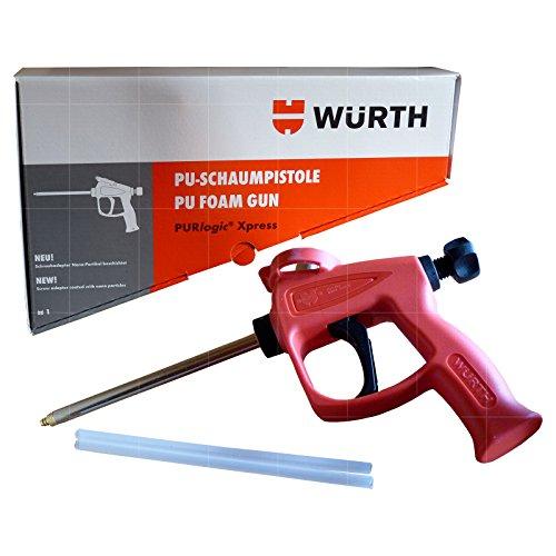 Würth 1K-Schaumpistole Purlogic Express