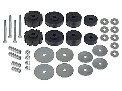 New 1967-72 Ford F-Series F100, F250, F350 Cab to Frame Mounting Kit (C7TZ-5400S)