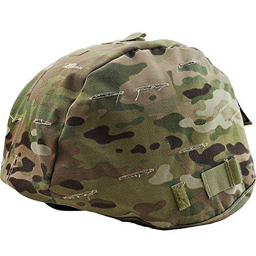 Military Style MICH/ACH Multicam Helmet Cover (L/XL)