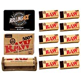 Rolling Ace 500's Bundle - 13 Items Rolling Papers Bundle. Raw 500 Classic