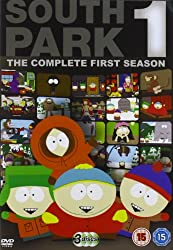 South Park on DVD