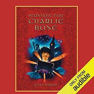 Midnight for Charlie Bone cover art
