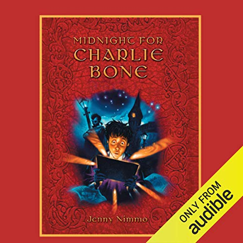 Midnight for Charlie Bone cover art