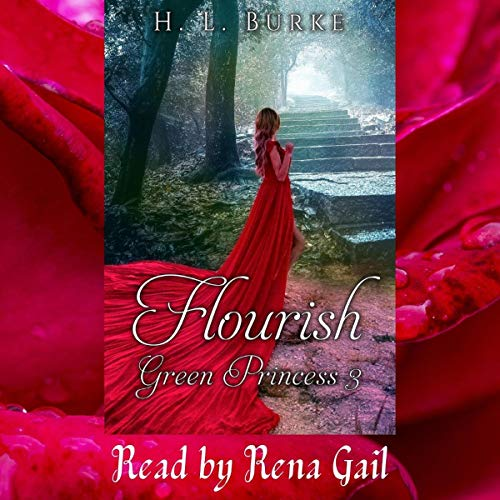 Flourish Audiobook By H. L. Burke cover art