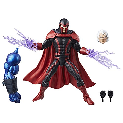 Marvel Hasbro X-Men Legends Series 6-inch Magneto Action Figur