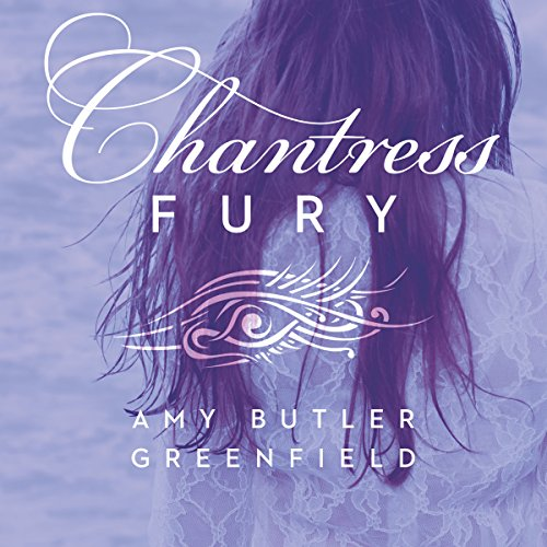 Chantress Fury audiobook cover art