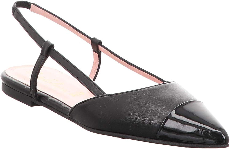 Pretty Ballerinas   Sling Ballerina - schwarz   schwarz