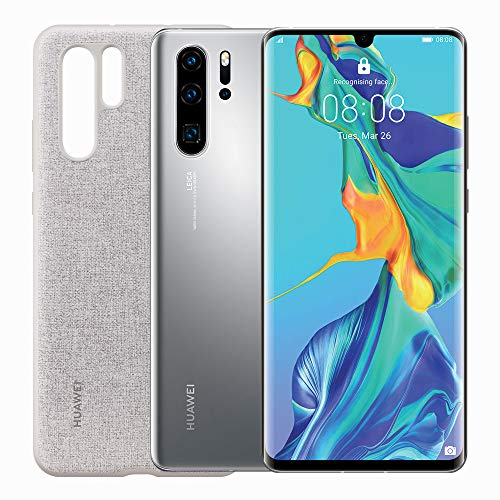 "Huawei P30 Pro new edition argento + Cover, Dewdrop Display da 6.47"", 8GB+256GB di memoria (Versione Italiana)"