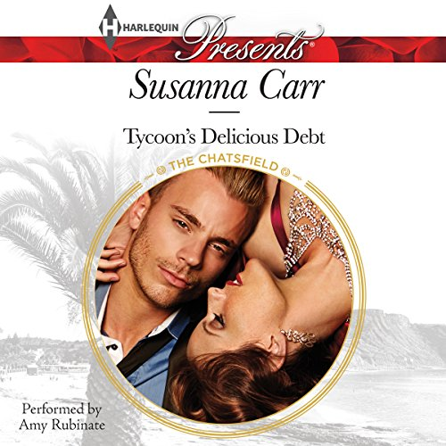 Tycoon's Delicious Debt audiobook cover art