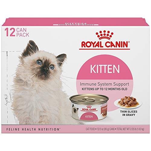 Royal Canin Feline Health Nutrition Kitten Canned Cat Food