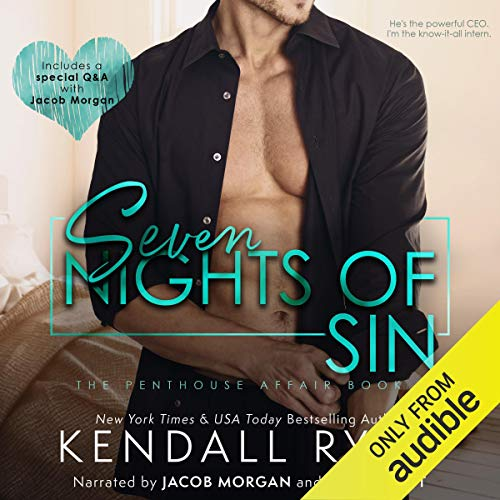 Page de couverture de Seven Nights of Sin