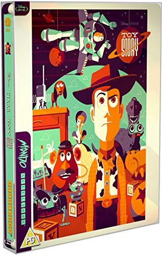 PLTS Toy Story Uk Edition Blu-ray Steelbook - BluRay