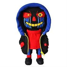 NA Undertale Plush Toy Doll Undertale Sans Papyrus Frisk Chara Temmie Peluches De Peluche para Regalos De Amigos 25cm Zombi