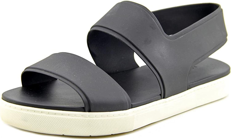 Vince Womens Eres Waterproof Platform Slingback Sandals