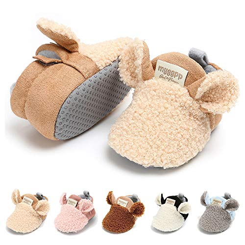 DEBAIJIA Baby First-Walking Shoes 1-4 Years Kid Shoes Trainers Toddler Infant Boys Girls Soft Sole Non Slip Mesh Breathable Lightweight TPR Material Slip-on Sneakers Outdoor
