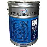 AZ(エーゼット)4サイクル エンジンオイル EG239 MEC-018 10W-40 SL/MA2 サーキット FULL SYN 20L バイク用
