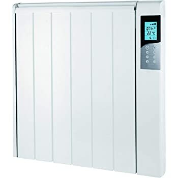 Tenco TH811 - Emisor térmico de bajo consumo,1200 W de potencia, Color Blanco