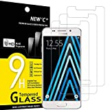 NEW'C Lot de 3, Verre Trempé Compatible avec Samsung Galaxy A3 2016 (SM-A310), Film Protection...