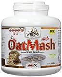 AMIX - Suplemento Alimenticio - OatMash en Formato de 2 kilos - Gran Aporte Nutritivo y Saciante - Mejora el Rendimiento Deportivo - Sabor a Lima-Yogur